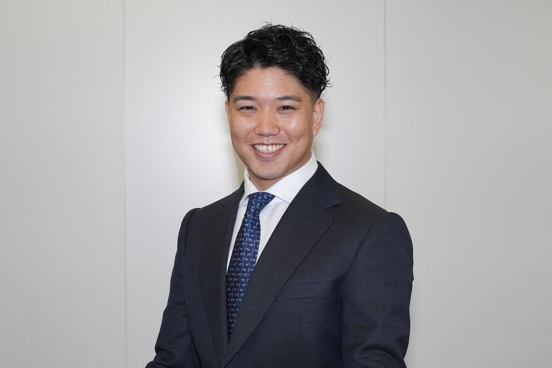 代表取締役馬場勝寛の写真